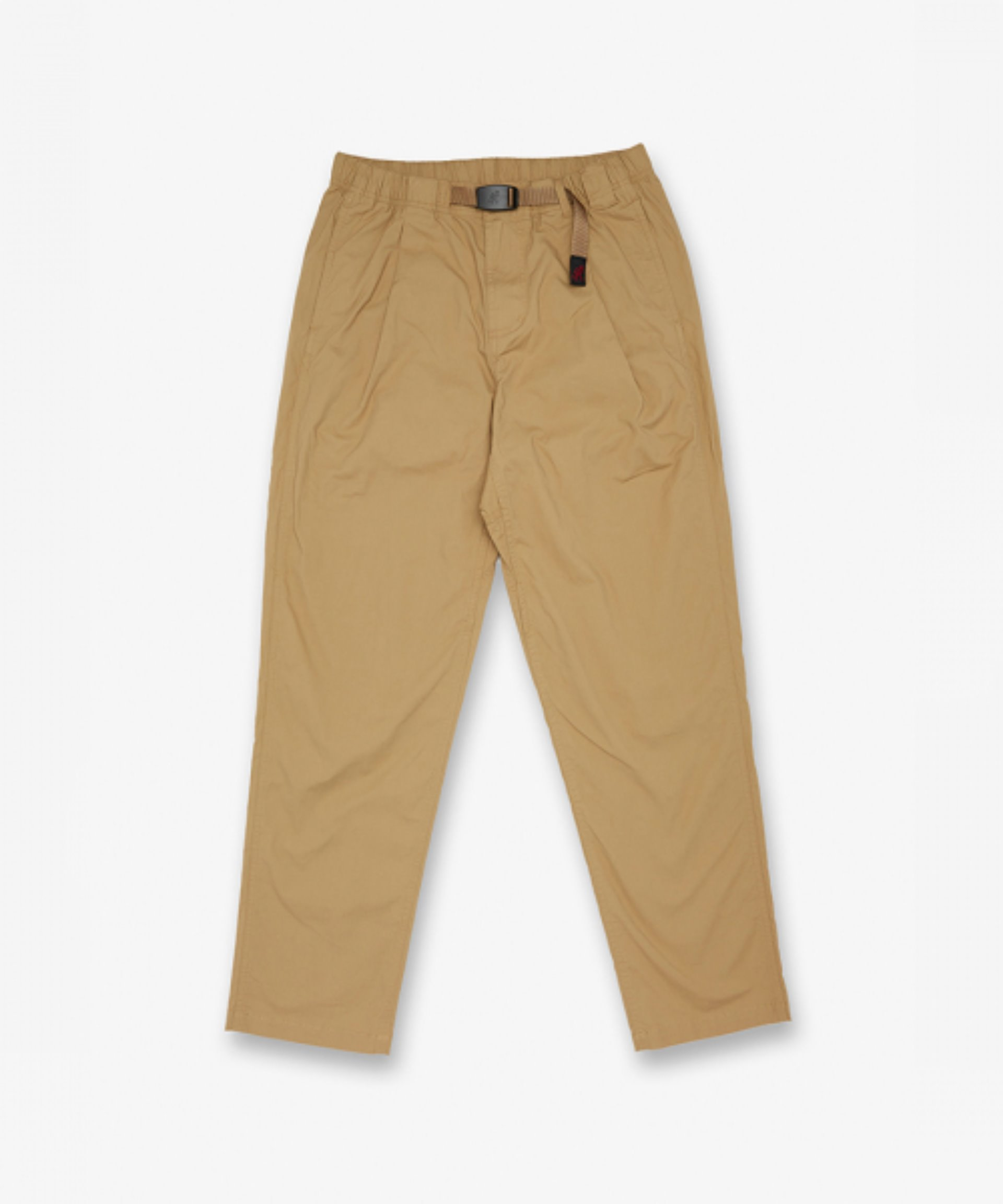 WEATHER 1 TUCK PANTS(SAND)